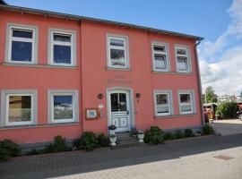 Villa Harmonie, Lohme (Salsitz yakınında)