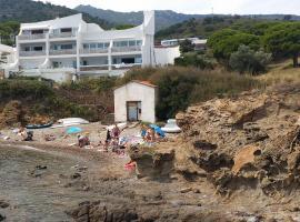"Aparttement Plage / In the Beach ""Carpe Diem"""