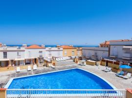 Amazing ocean view, your holiday home in Tenerife, Канделария (рядом с городом Лас-Росас)
