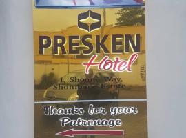 Presken Hotels @ Maryland, Ikeja.