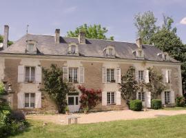 Manoir de la Blonnerie, Vellèches (рядом с городом Les Ormes)