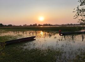Okavango Nature Camping, Maun (Near Moremi Game Reserve)