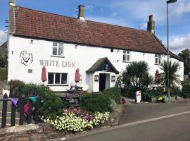 White Lion Hotel, Yate (рядом с городом Chipping Sodbury)