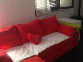 Accogliente appartamento in centro, Lentiai (Ronchena yakınında)