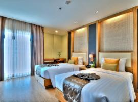巴東阿什莉高地Spa酒店