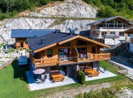 Lodge Amanda, Krimml (Vorderkrimml yakınında)