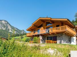 Lodge Amanda-Elise, Wald im Pinzgau (Vorderkrimml yakınında)