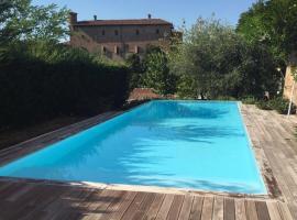 Monferrato historical mansion