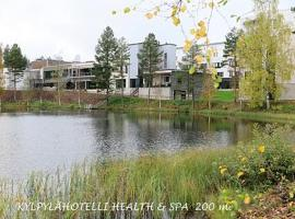 Rokua Ahveroinen A3, Rokua (рядом с городом Utajärvi)