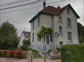 Appartement T1 bis meublé, Монбельяр (рядом с городом Exincourt)