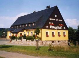 "Restaurant&Pension ""Bergglöck`l"" Altenberg"