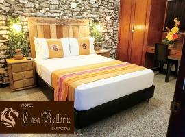 Hotel Casa Ballarin
