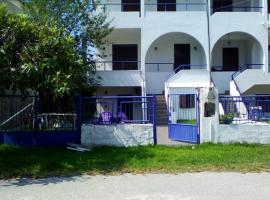 Villa Thronio., Камена-Вурла (рядом с городом Liapáta)