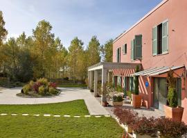 Hotel Santa Coloma del Camino, Ольмильос-де-Сасамон (рядом с городом Исар)