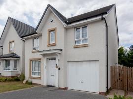 Edinburgh Family Detached House New Built