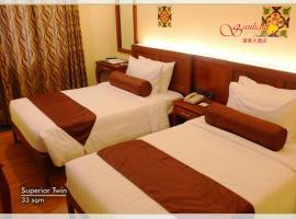 Sunlight Guest Hotel, Coron, Palawan