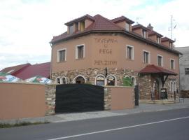 Penzion No. 1, Olomouc (Křelov yakınında)