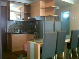 Imah 02 Apartment The Suites Metro Bandung