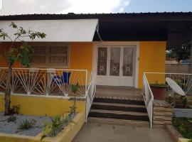 Résidence Oumar, Yamoussoukro (Regiooni Bouaké lähedal)