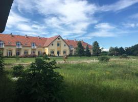 Amadeus hostel, Мошонмадьяровар (рядом с городом Яношшоморя)