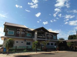 GOLDEN VIEW HOTEL, Capitão Leônidas Marques (Capanema yakınında)