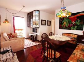 Apartamento Campos Jordão