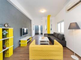 Amazing 2 BR Apartment in Tel-Aviv