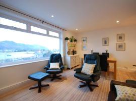Estuary View Apartment | Great Escapes Wales