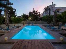 Rhodes Villa - Sunny Forest Pool