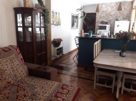 Confortável apartamento em Laranjeiras