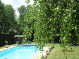 La Ronze, Jardin (рядом с городом Montseveroux)