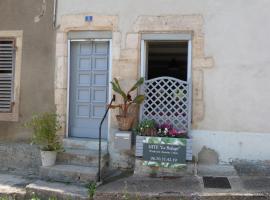 Gîte Le Refuge, Ornans (рядом с городом Lods)