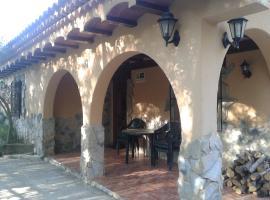 Casa Rural Bahía del Río Segura, Ьесте (рядом с городом Сехе)