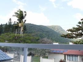 linda casa no sul da ilha