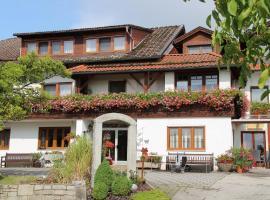 Pension Zum Ebenstein am Donausteig, Untergriesbach