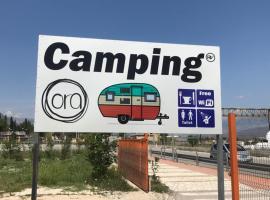 ora Rv camping, Gjirokastër (Tepelenë yakınında)