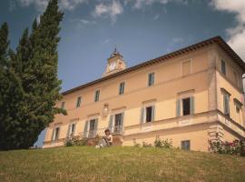 Agriturismo Borgo Villa Certano, Costalpino