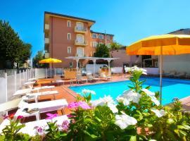 Residence I Girasoli, Rimini (Torre Pedrera yakınında)