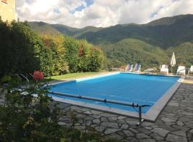 L' Oasi, Savignone (Serra Riccò yakınında)