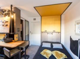 Apartment MiniSteel Loft Brotteaux Part-Dieu
