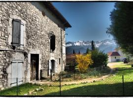 Loft de charme, Crolles (рядом с городом Saint Bernard du Touvet)
