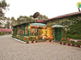 1 BR Boutique stay in Mall Road, Ranikhet (6C37), by GuestHouser, Раникхет (рядом с городом Chaubattia)