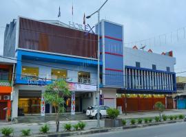 Horison Express Sentani, Джаяпура (рядом с городом Sentani)