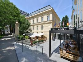LOFT Premium & Wilson Palace, Bratislava