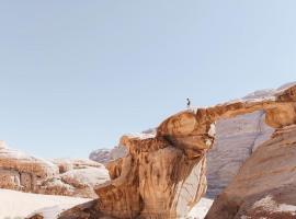 Desert Tour Camp, Wadi Rum (Ramm yakınında)
