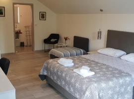 KE-TO Zagreb Airport Rooms