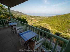 Villa Sunset Garden