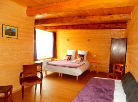 Chambres d'Hôtes à Rieutord, Usclades (рядом с городом Le Roux)