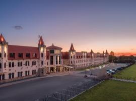 Арт-отель Форт Колесник