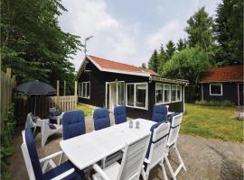 Four-Bedroom Holiday Home in Holbak, Holbæk (Kisserup yakınında)